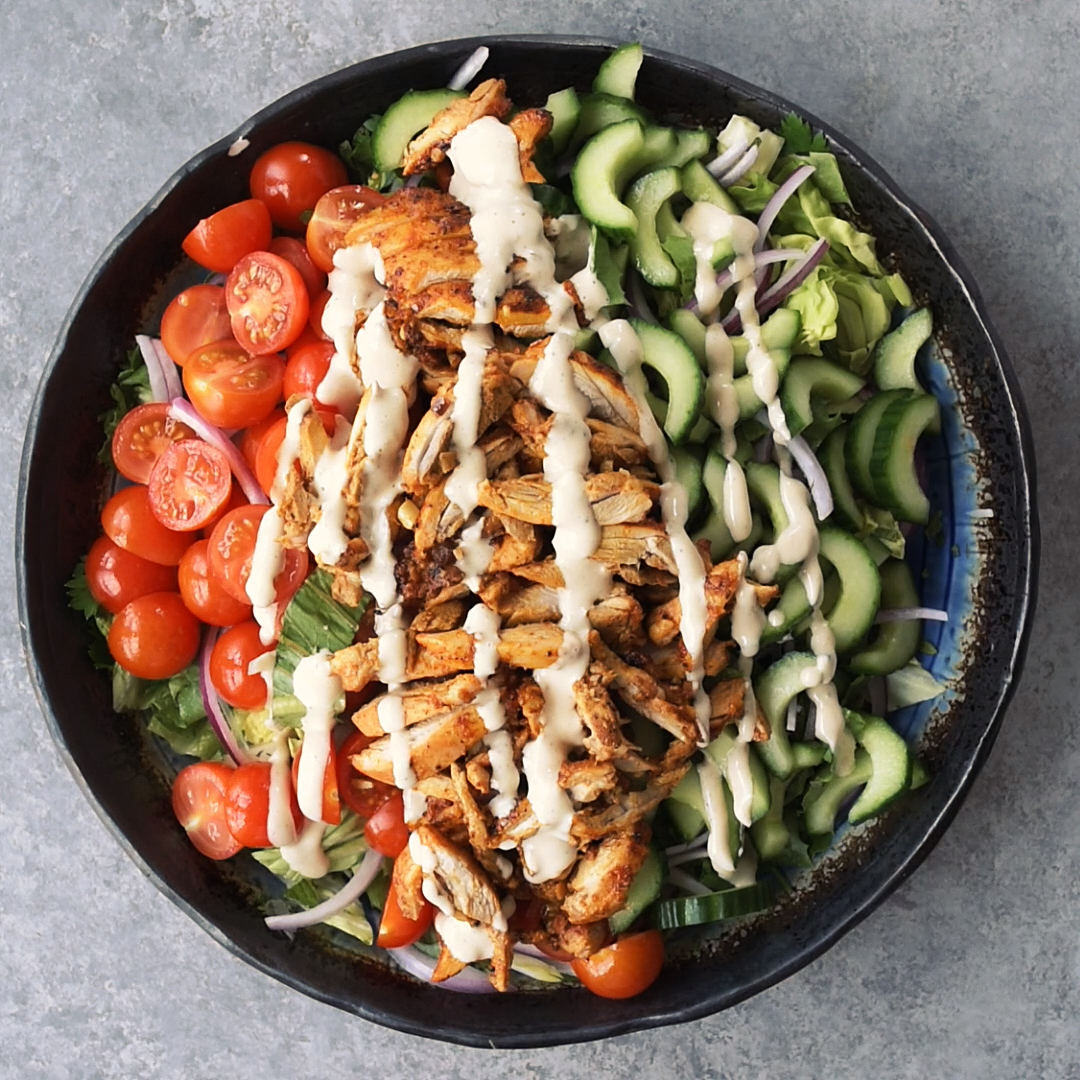 18 diet Dinner salad ideas