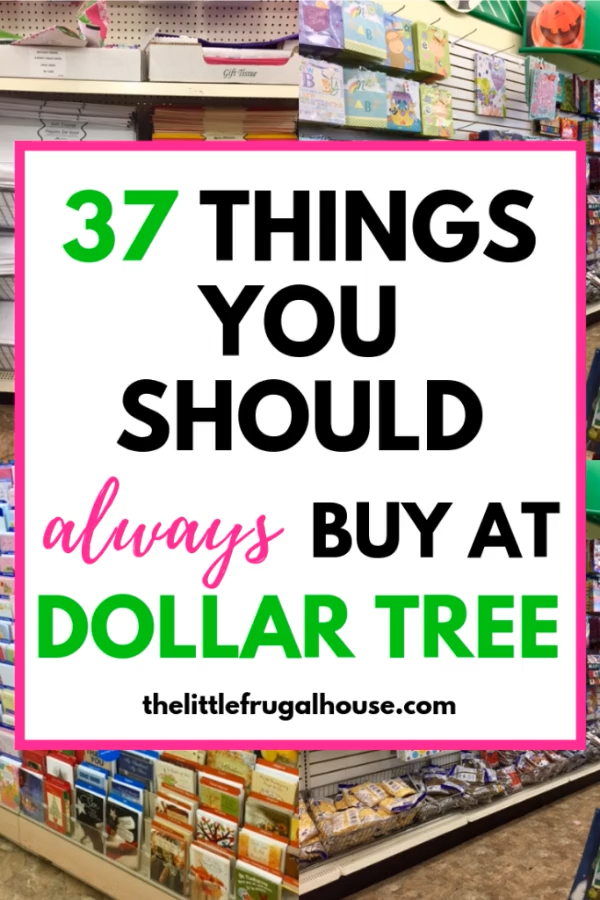 37 Things You Should Always Buy at Dollar Tree -   diy Dollar Tree organization