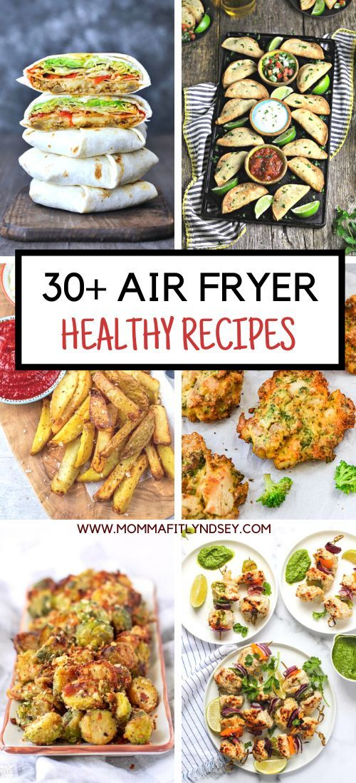 Healthy Air Fryer Recipes for Your Family - Momma Fit Lyndsey -   19 air fryer recipes healthy low calorie ideas